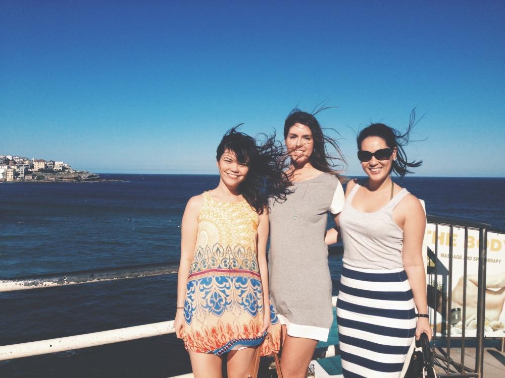 bondi beach girls