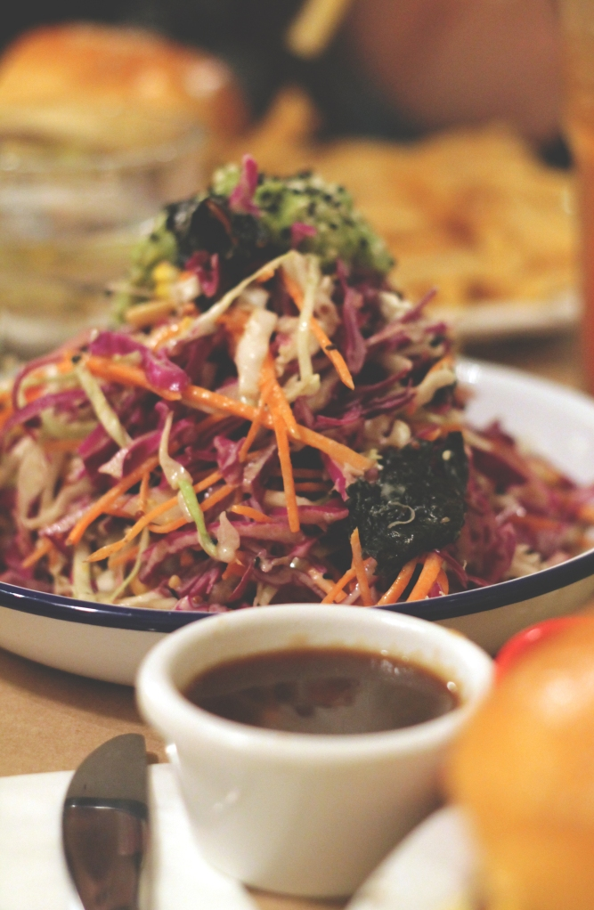 pub life red cabbage slaw