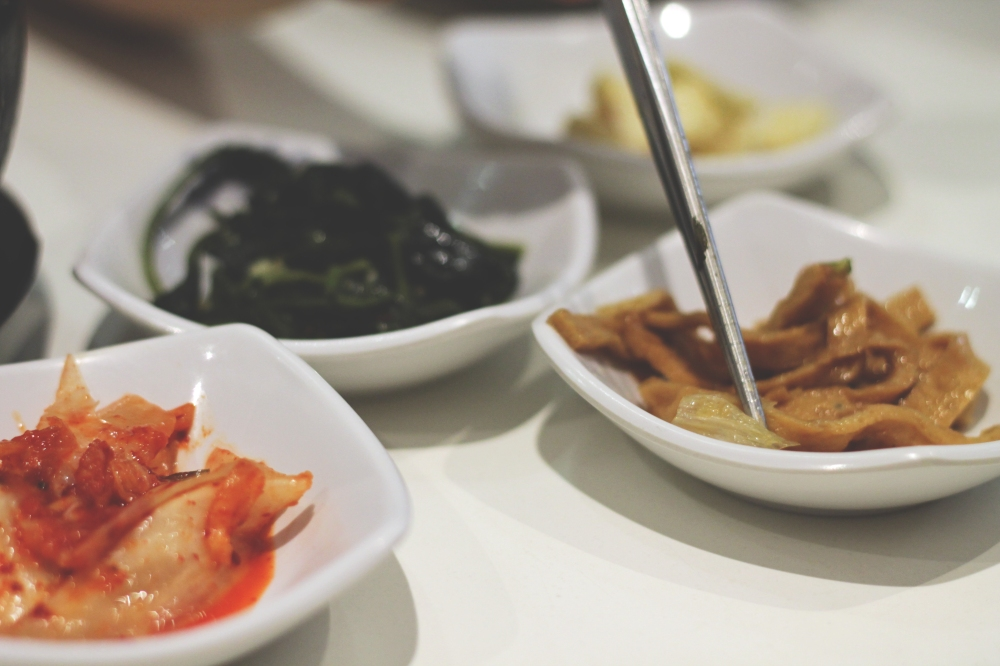 sparrows mill banchan