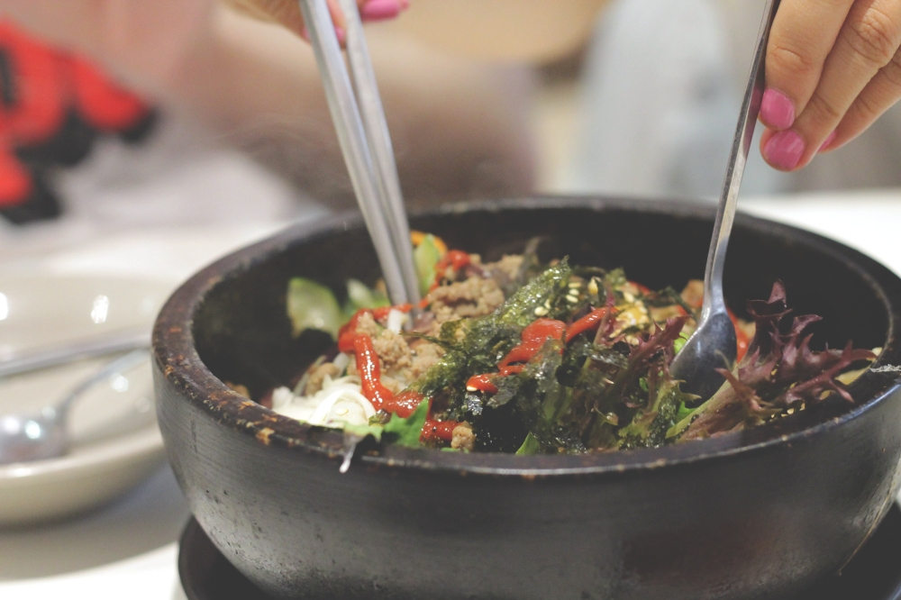 sparrows mill bibimbap chilli