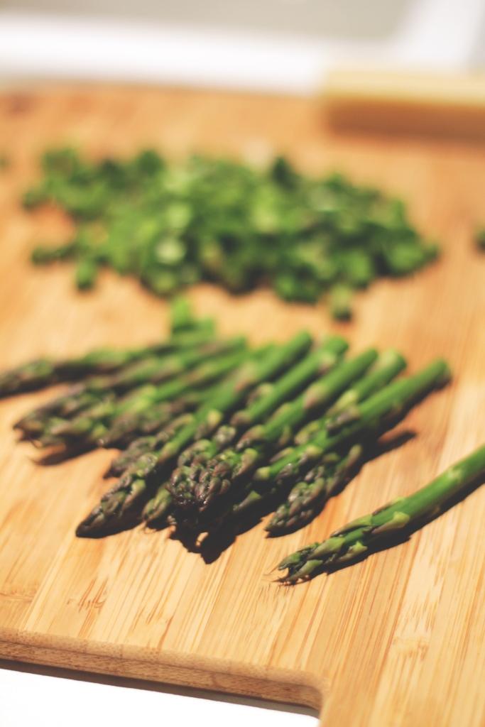 tart asparagus