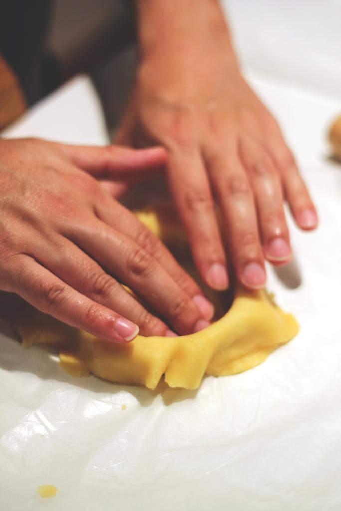 tart dough ring