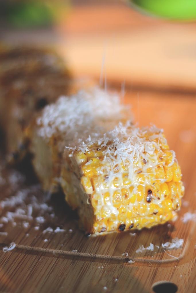 corn parmesan