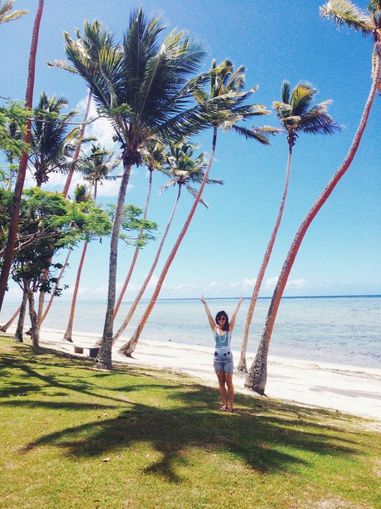 Bula from Fiji | Shangri-La