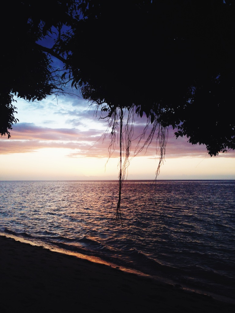 The best spot for sunsets | Lomani Island Resort