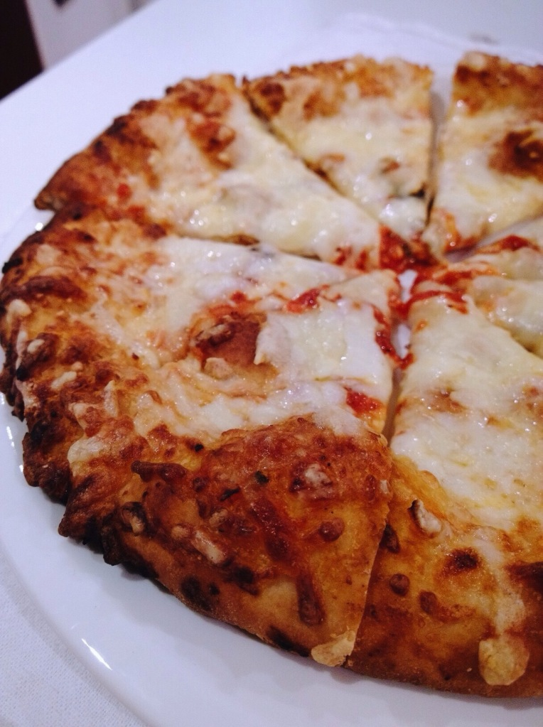 Dish'd five cheese pizza