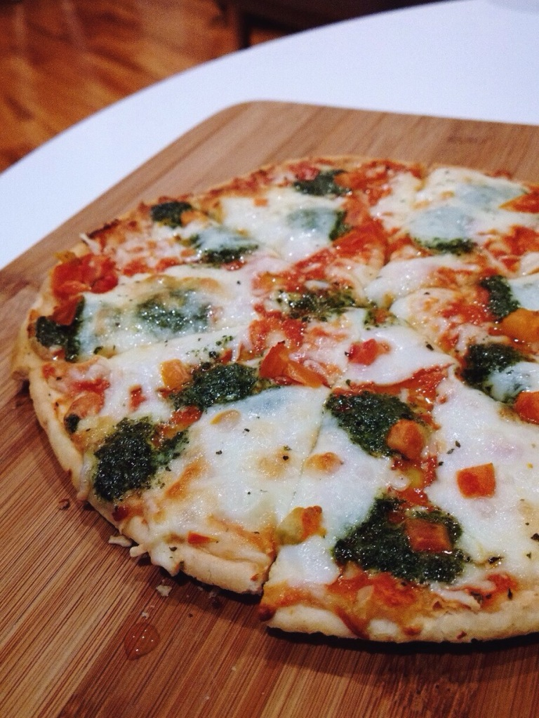 Dr Oetker mozzarella pizza