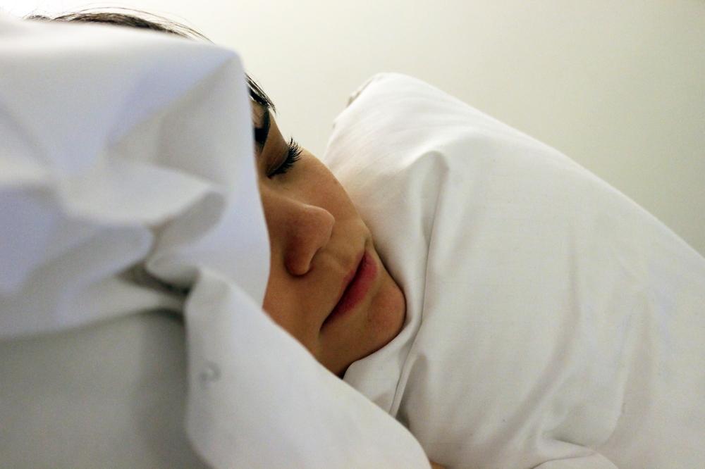 I slept like a baby