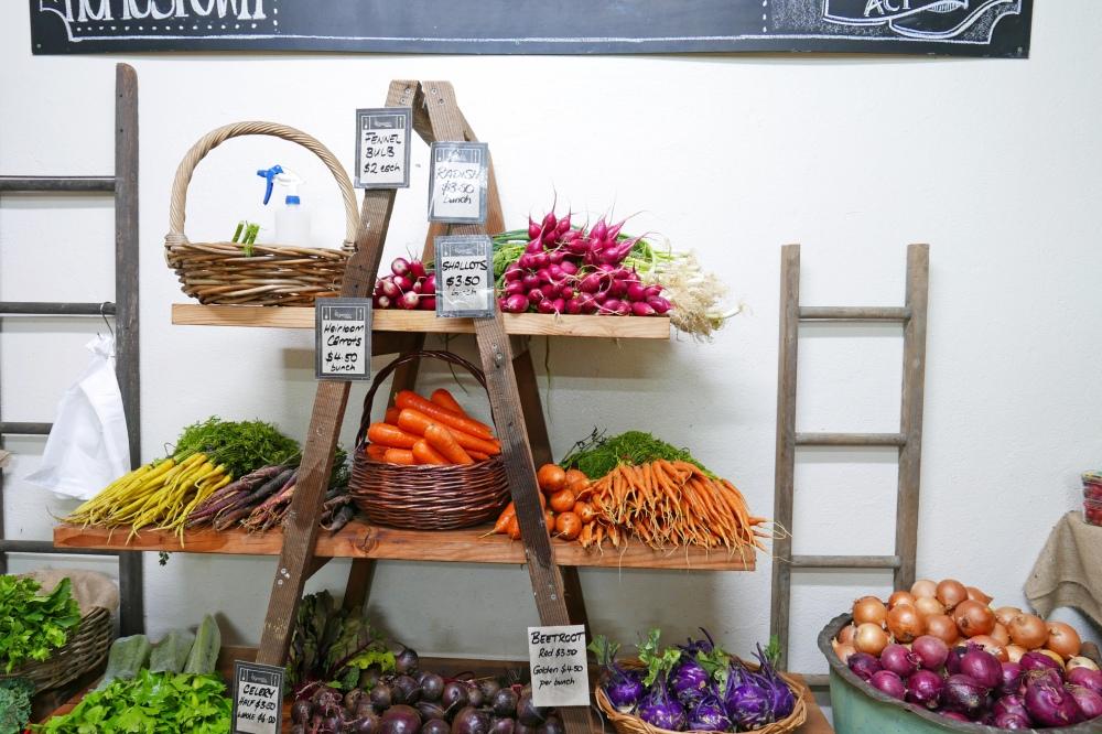 agrestic produce